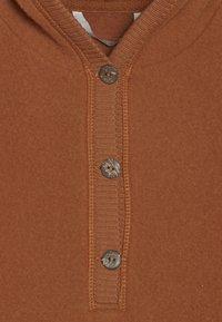 mikk-line - Felpa con cappuccio - brown - 2