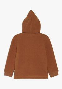 mikk-line - Felpa con cappuccio - brown - 1