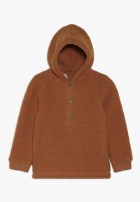 mikk-line - Felpa con cappuccio - brown - 0