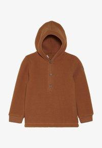mikk-line - Felpa con cappuccio - brown - 3