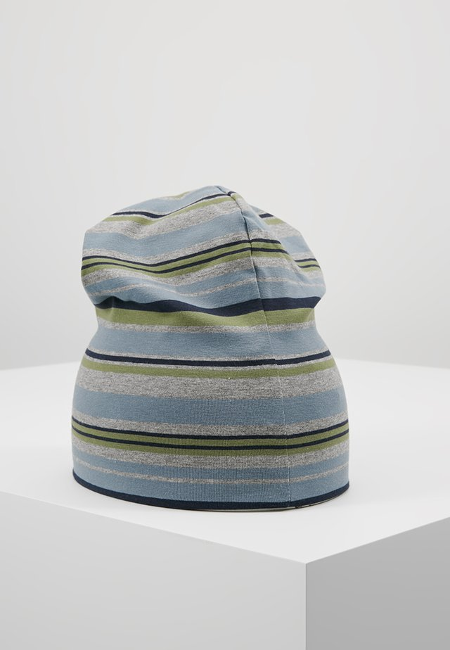 HAT MULTI STRIPE - Čepice - blue nights
