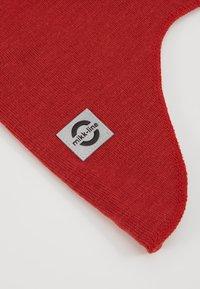 mikk-line - FULLFACE - SOLID WINDSTOP - Huer - pompeian red - 2