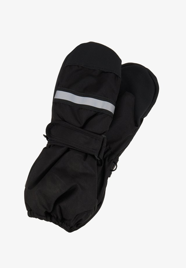 THINSULATE MITTENS - Lapaset - black