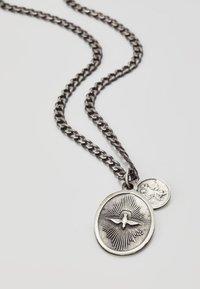 Miansai - DOVE PENDANT - Halskette - oxidized silver-coloured - 3