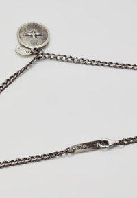 Miansai - DOVE PENDANT - Halskette - oxidized silver-coloured - 2