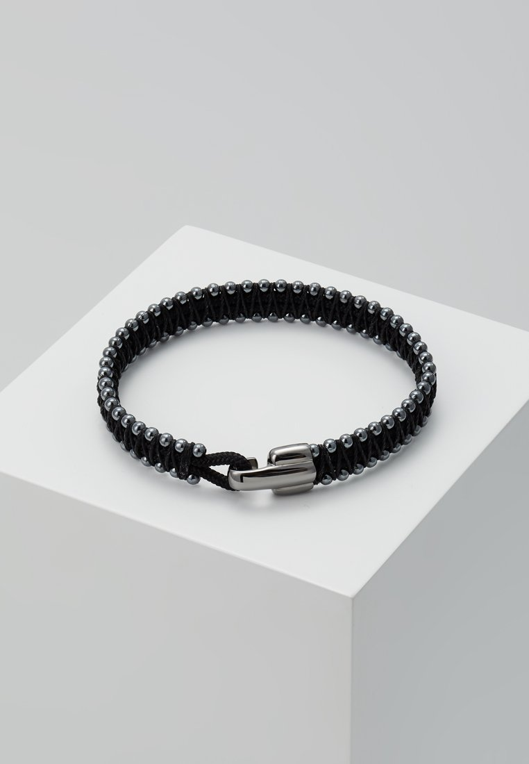 Miansai - TURNER ROPE BRACELET - Bracelet - solid black