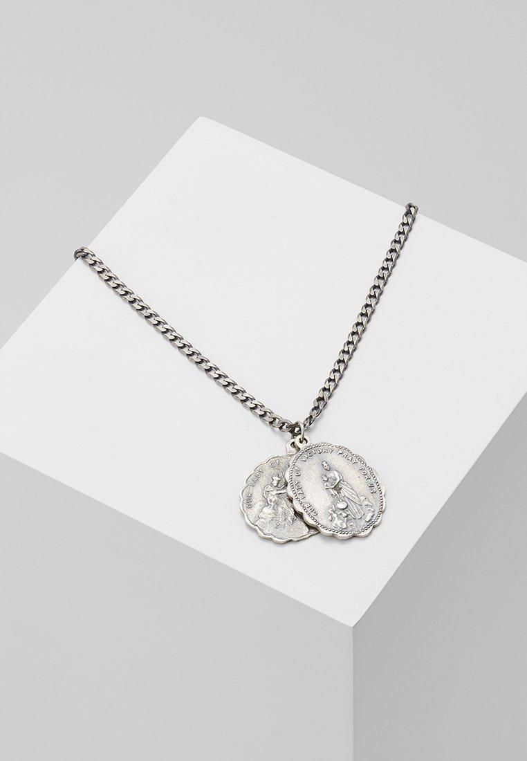 Miansai - SAINTS NECKLACE - Necklace - matte silver