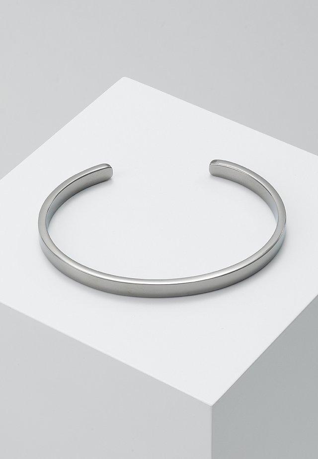 SINGULAR CUFF - Rannekoru - gunmetal