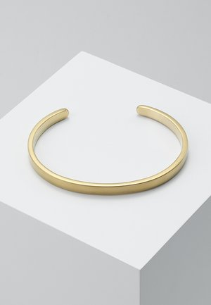 SINGULAR CUFF - Bracelet - gold-coloured