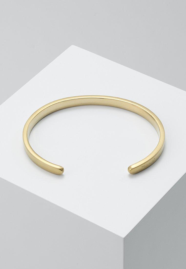 Miansai Singular Cuff - Armbånd Gold-coloured