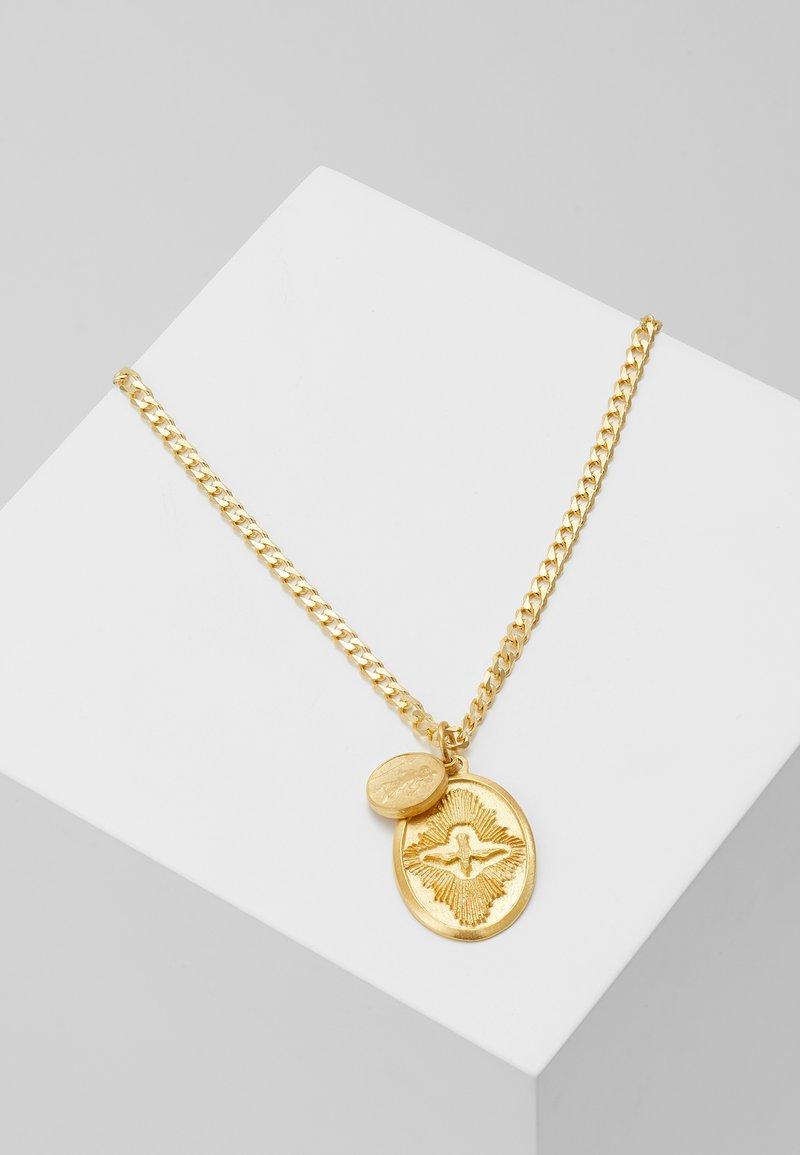 Miansai - DOVE PENDANT NECKLACE - Collier - gold-coloured