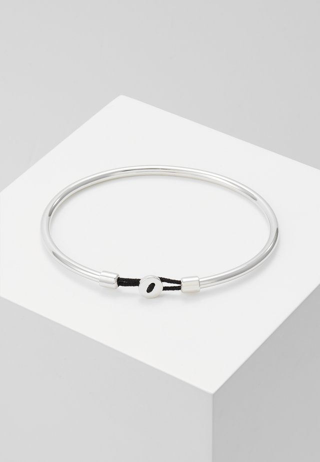 NEXUS CUFF - Bransoletka - silver