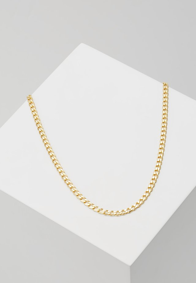 CHAIN NECKLACE - Halskette - gold-coloured