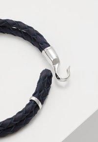 Miansai - SINGLE TRICE BRACELET - Náramek - navy blue - 4