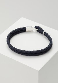 Miansai - SINGLE TRICE BRACELET - Bracelet - navy blue - 0