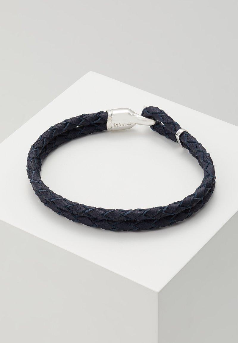 Miansai - SINGLE TRICE BRACELET - Pulsera - navy blue