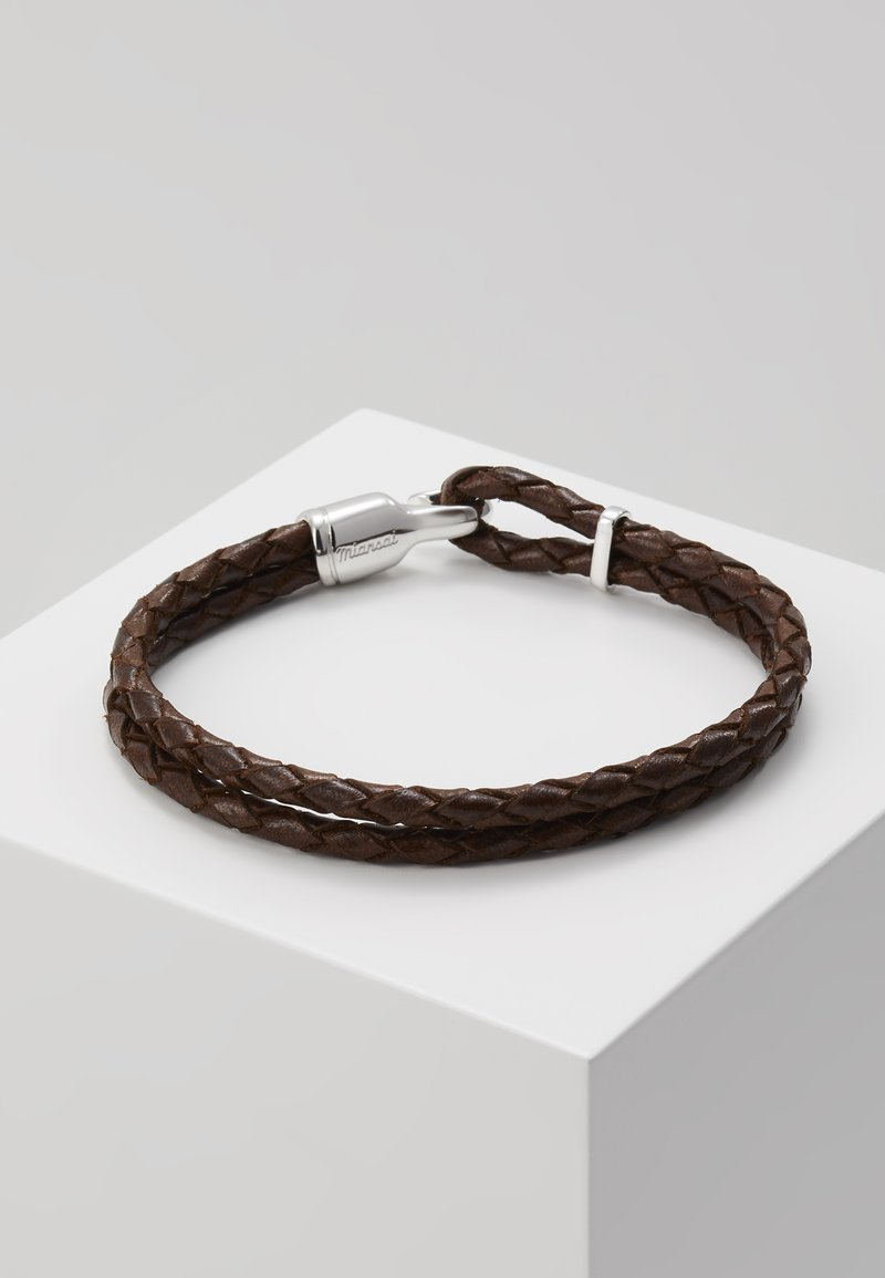 Miansai - SINGLE TRICE BRACELET - Bracelet - brown