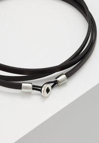 Miansai - NEXUS WRAP BRACELET - Armband - black - 5