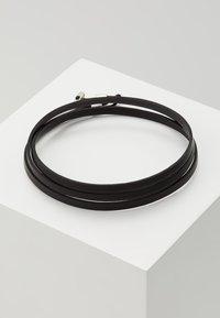 Miansai - NEXUS WRAP BRACELET - Armband - black - 2