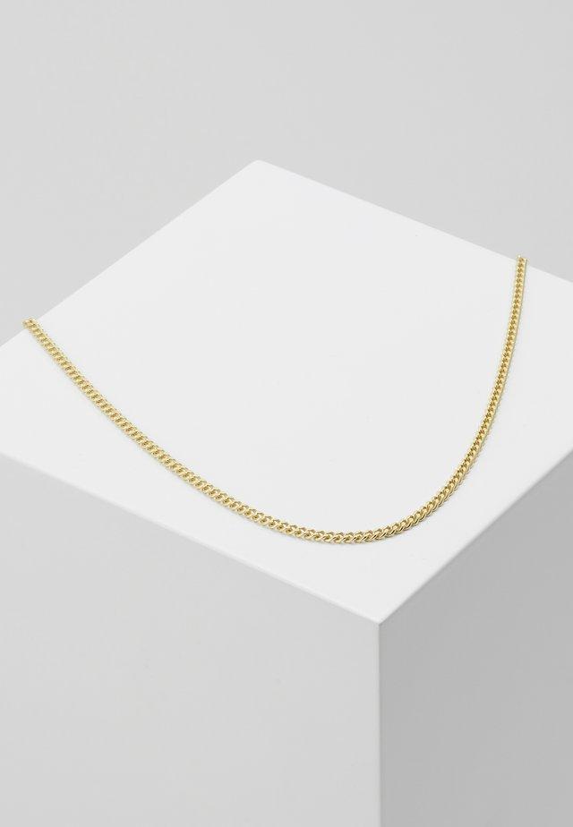 VERMEIL CHAIN NECKLACE - Halskette - gold