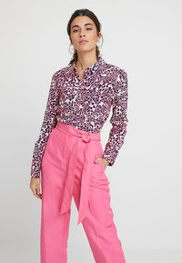 Mint Velvet - MULTI SCARLETT PRINT - Skjortebluser - pink - 0