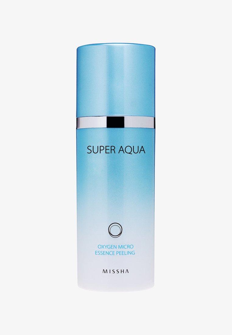 Missha - SUPER AQUA OXYGEN MICRO ESSENCE PEELING 100G - Peeling - neutral