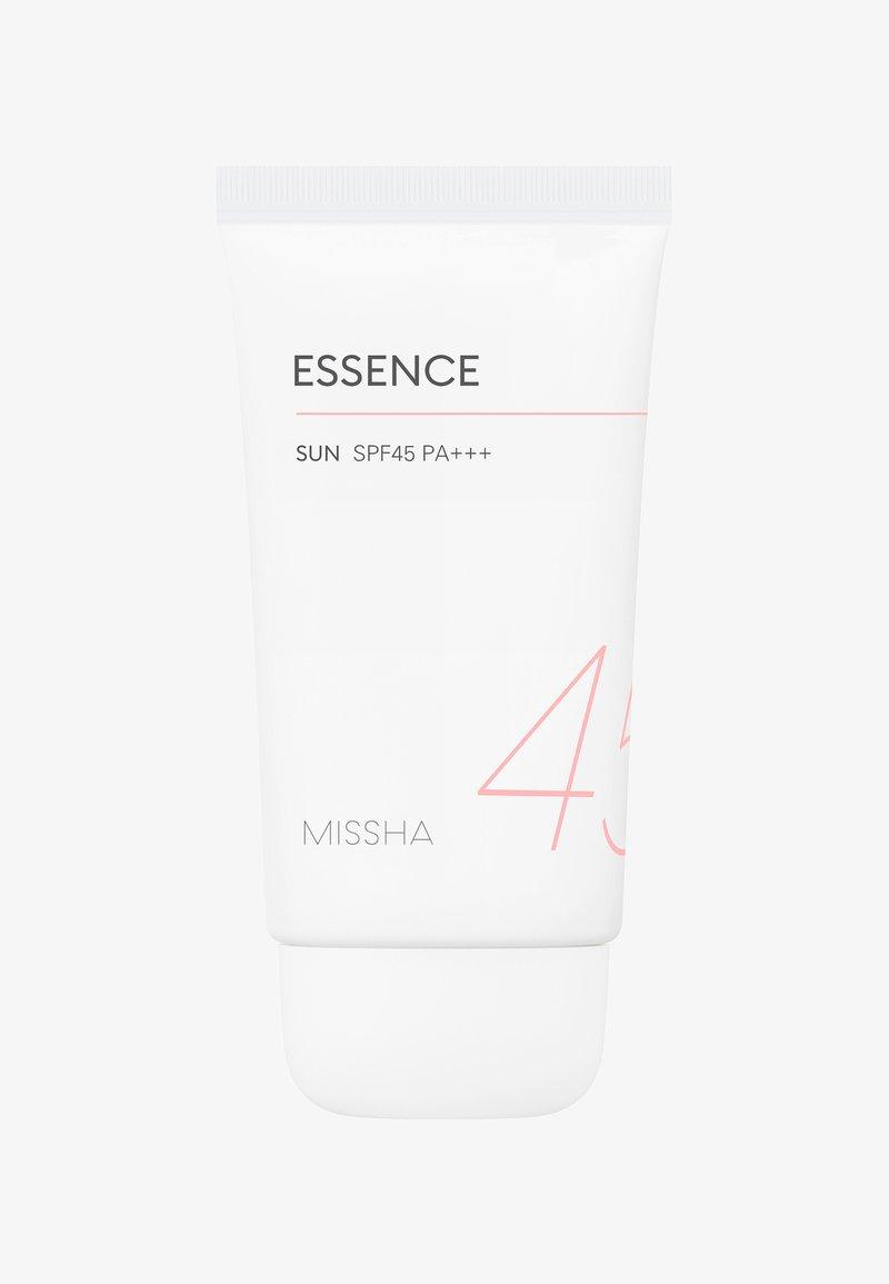 Missha - ALL AROUND SAFE BLOCK ESSENCE SUN SPF45/PA+++50ML - Sonnenschutz - -