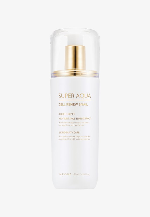 SUPER AQUA CELL RENEW SNAIL ESSENTIAL MOISTURIZER 130ML - Face cream - -
