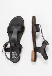 Mis Pepas - Sandalias de dedo - black - 3