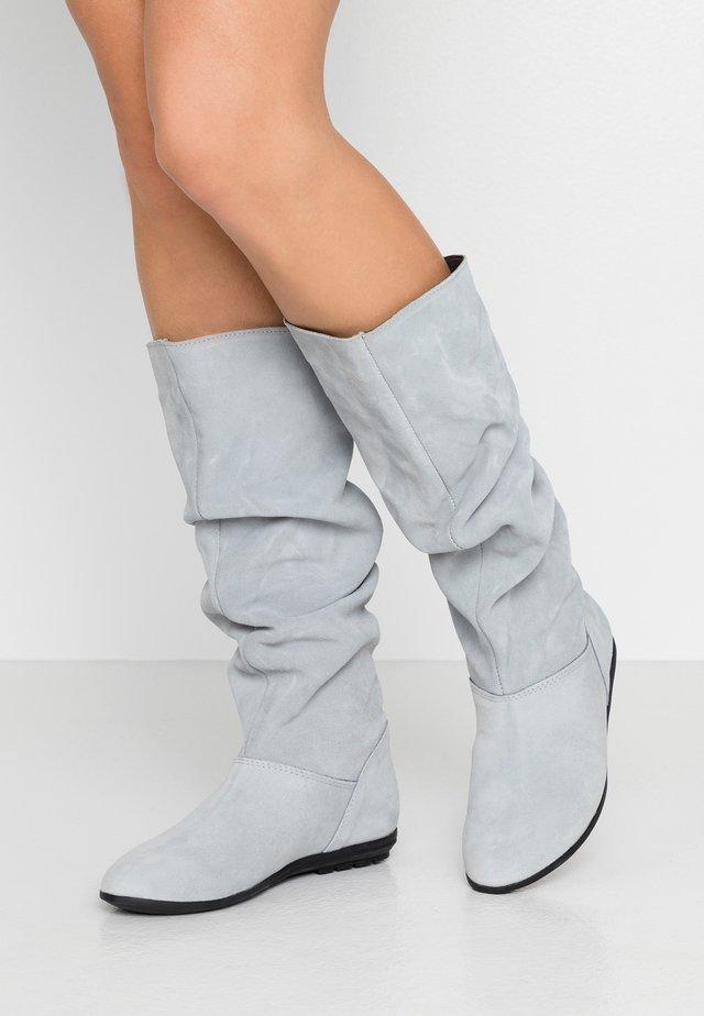 Boots - gris