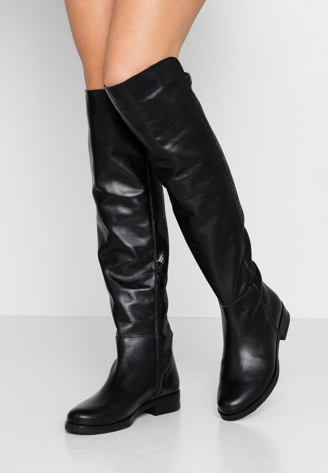 Over-the-knee boots - oriol