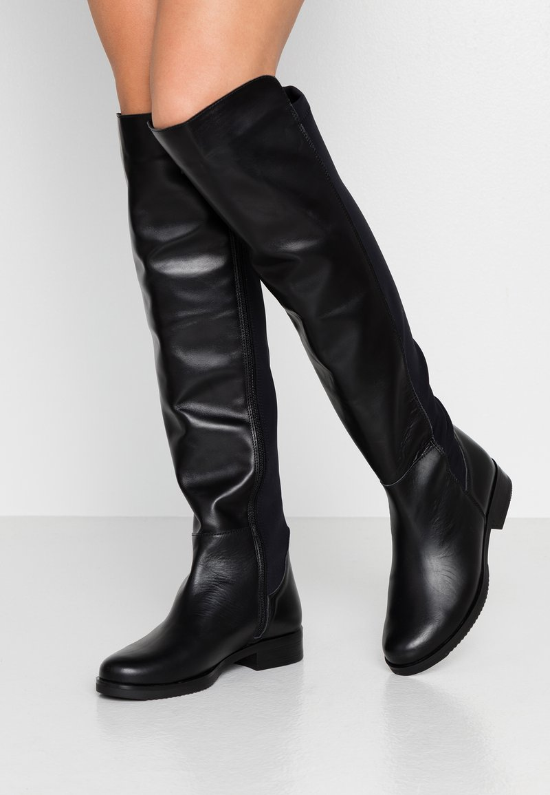 Mis Pepas - Over-the-knee boots - black