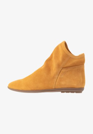 Ankle boot - mostaza