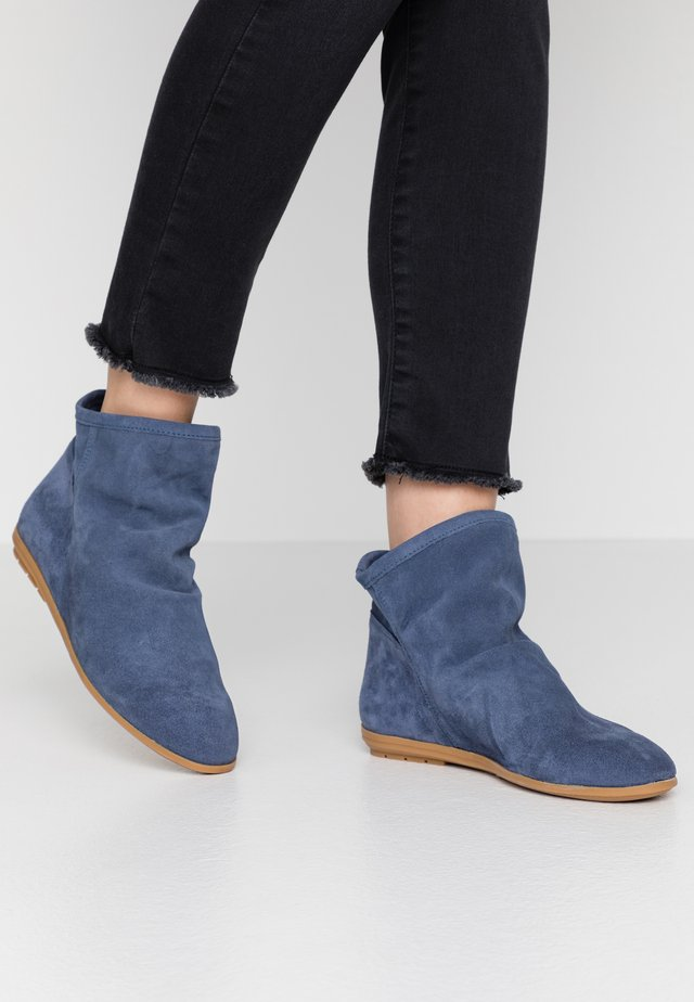 Ankle boot - jeans