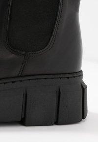 Mis Pepas - GRAF - Kotníková obuv - black - 2