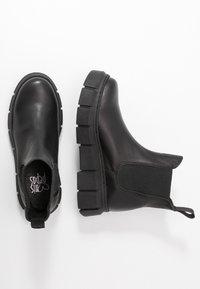 Mis Pepas - GRAF - Kotníková obuv - black - 3
