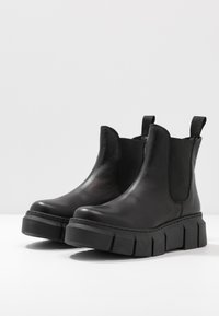 Mis Pepas - GRAF - Kotníková obuv - black - 4