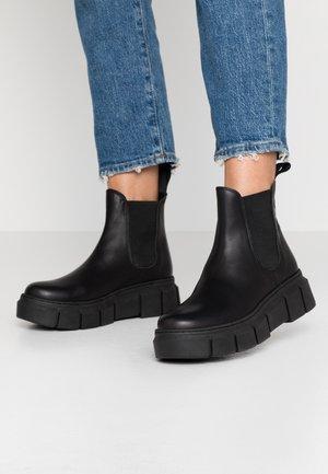 GRAF - Kotníková obuv - black