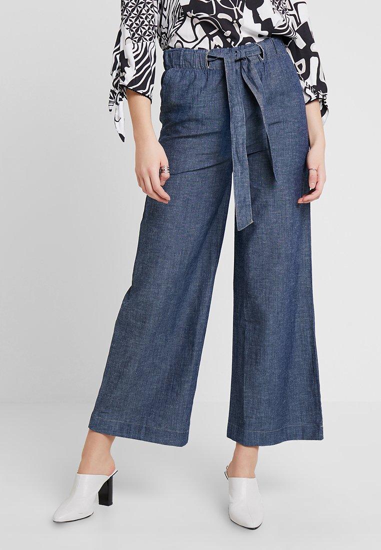 Miss Green - SIGRID - Trousers - indigo