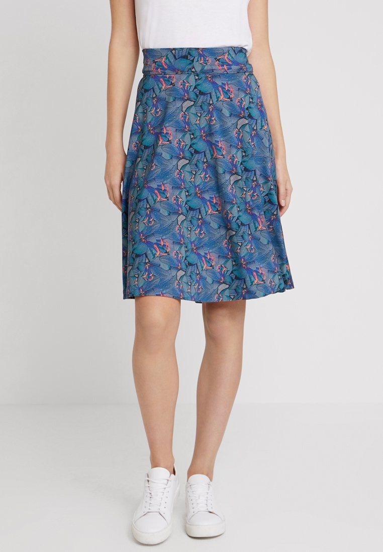 Miss Green - FOOTLOOSE - A-line skirt - orchid sea
