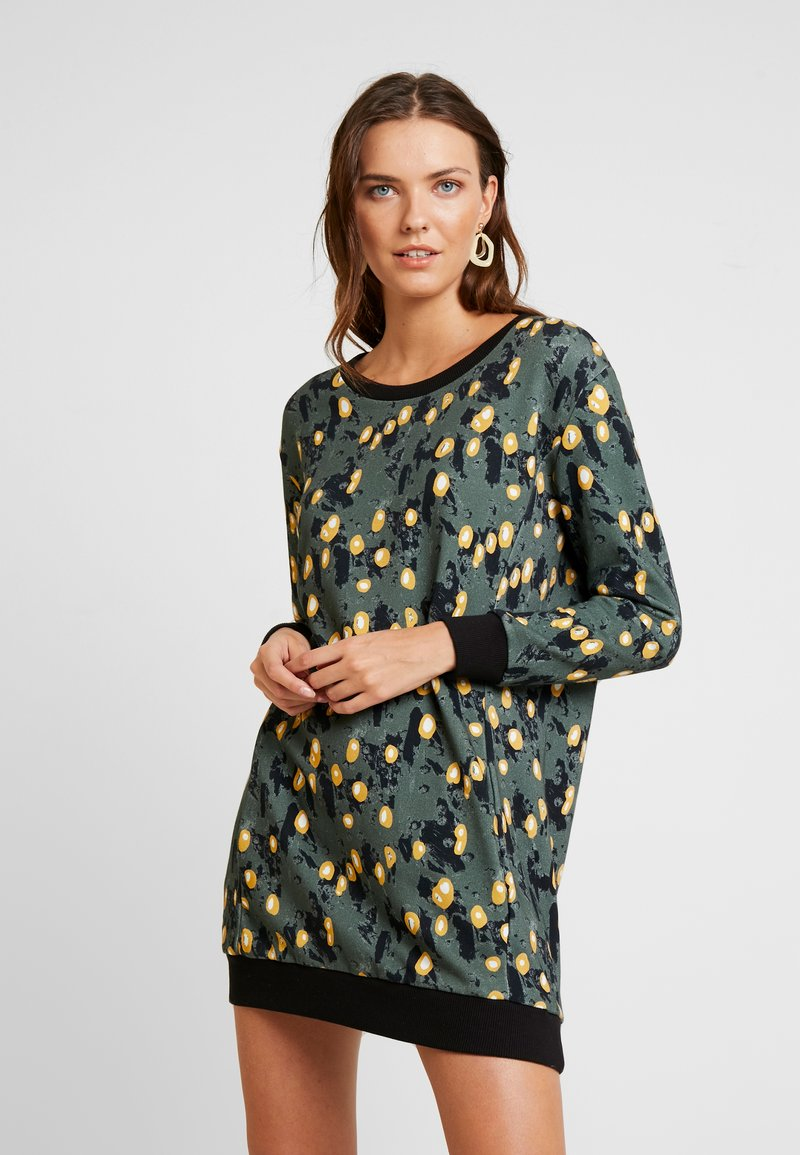 Miss Green - LEAN ON ME - Day dress - lemonade