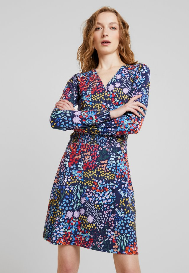 POWER OF LOVE - Jersey dress - multi-coloured