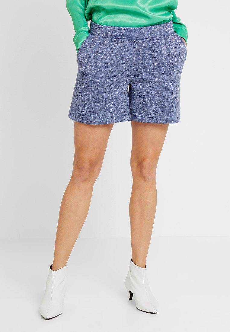 Miss Green - GOOD TIMES - Shorts - blue indigo