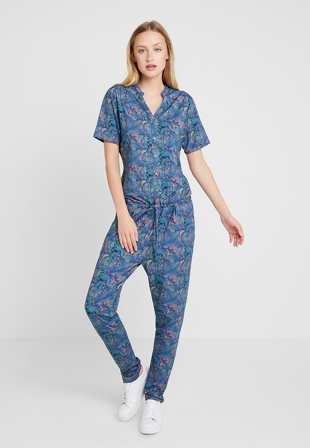 DISCO PARTY - Overall / Jumpsuit - blue