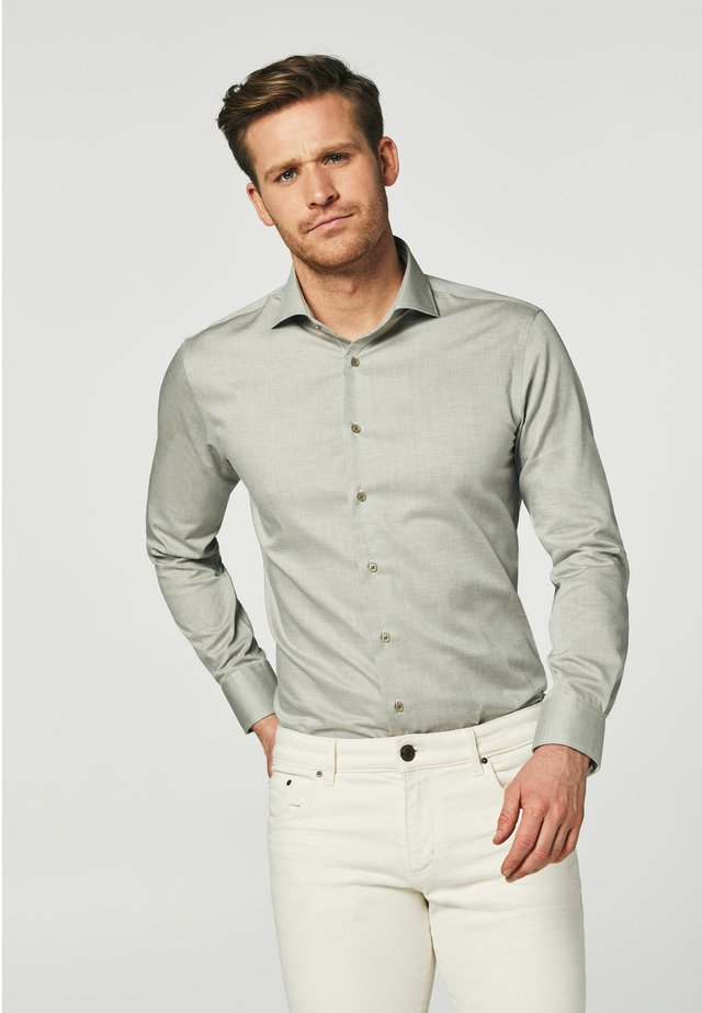 SLIM FIT  - Shirt - green