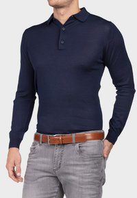 MICHAELIS - Belt - cognac - 1