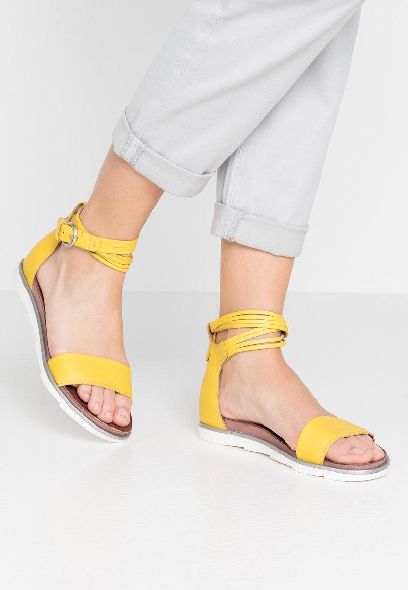 MJUS - Sandals - giallo