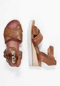 MJUS - Wedge sandals - toscano - 3