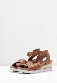 MJUS - Wedge sandals - toscano - 4