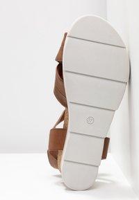 MJUS - Wedge sandals - toscano - 6